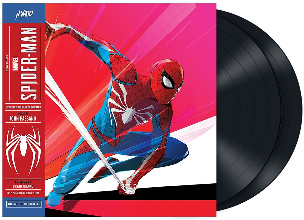 Marvel's Spider-Man - Original Video Game Soundtrack