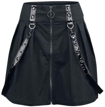 Bondage Straps Skirt