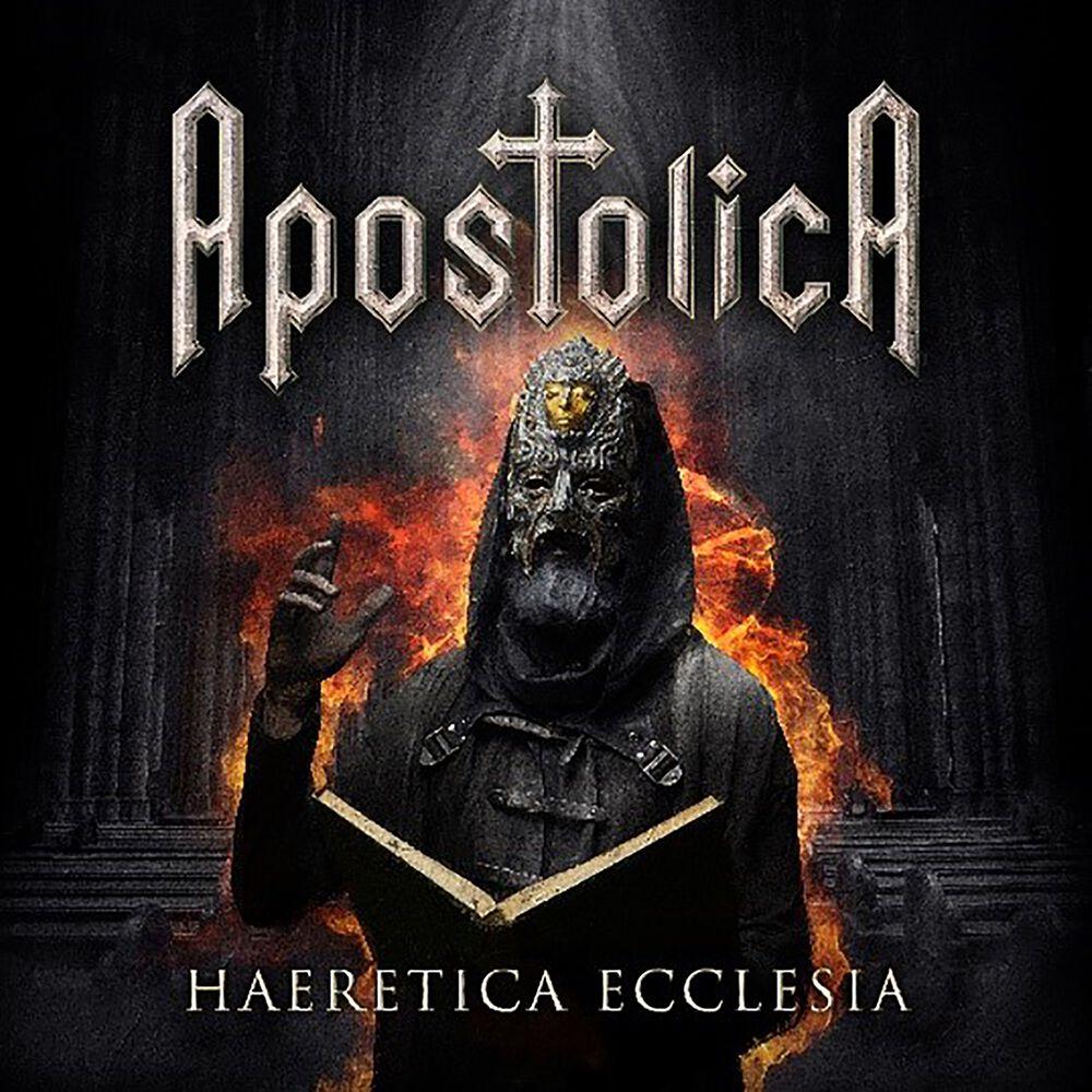 Image of Apostolica Haeretica ecclesia CD Standard
