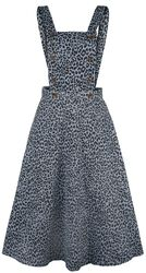 Wild Child Pinafore Dress