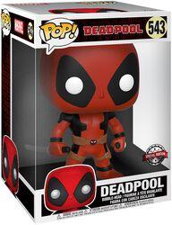 Deadpool (Life Size) Vinyl Figur 543