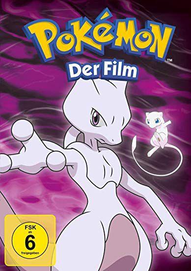 Pokémon Der Film  DVD  Standard