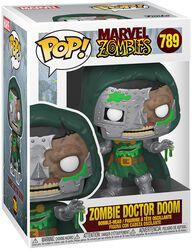 Zombies - Zombie Dr. Doom Vinyl Figur 789