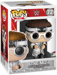The Miz Vinyl Figure 72