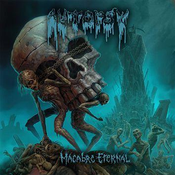 Image of Autopsy Macabre eternal CD Standard