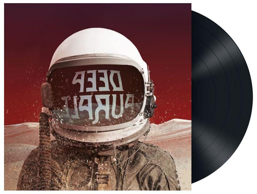 Deep Purple  Throw my bones / Man alive  10 inch-MAXI  Standard
