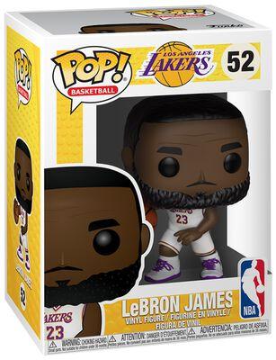 Los Angeles Lakers - LeBron James Vinyl Figure 52