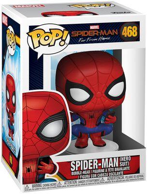far from Home - Spider-Man (Hero-Suit) Vinyl Figure 468