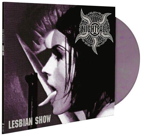 Nightfall Lesbian show LP farbig SOM588LPCM