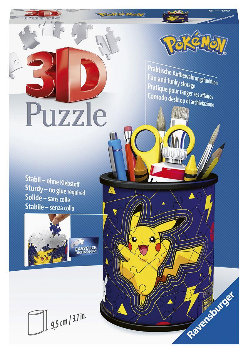 Pokémon Pokémon Utensilo Puzzle multicolor 11257