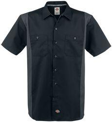Two Tone Work Shirt
