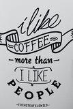Like Coffee