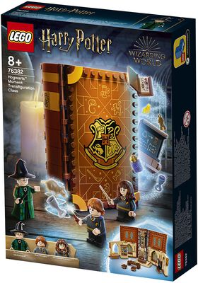 76382 - Hogwarts Moment: Verwandlungsunterricht