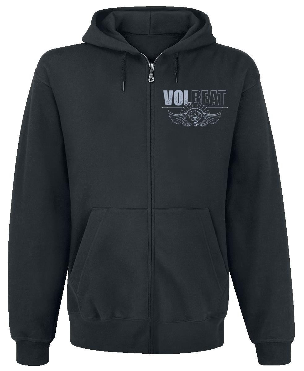 Volbeat - Sorry Sack Of Bones - Hooded zip - black image