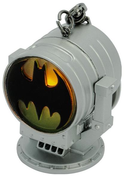 Batman - Bat-Signal - Schlüsselanhänger - multicolor