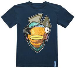Fischstäbchen Pirat