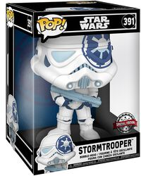 Stormtrooper (Art Series) (Jumbo Pop!) Vinyl Figur 391