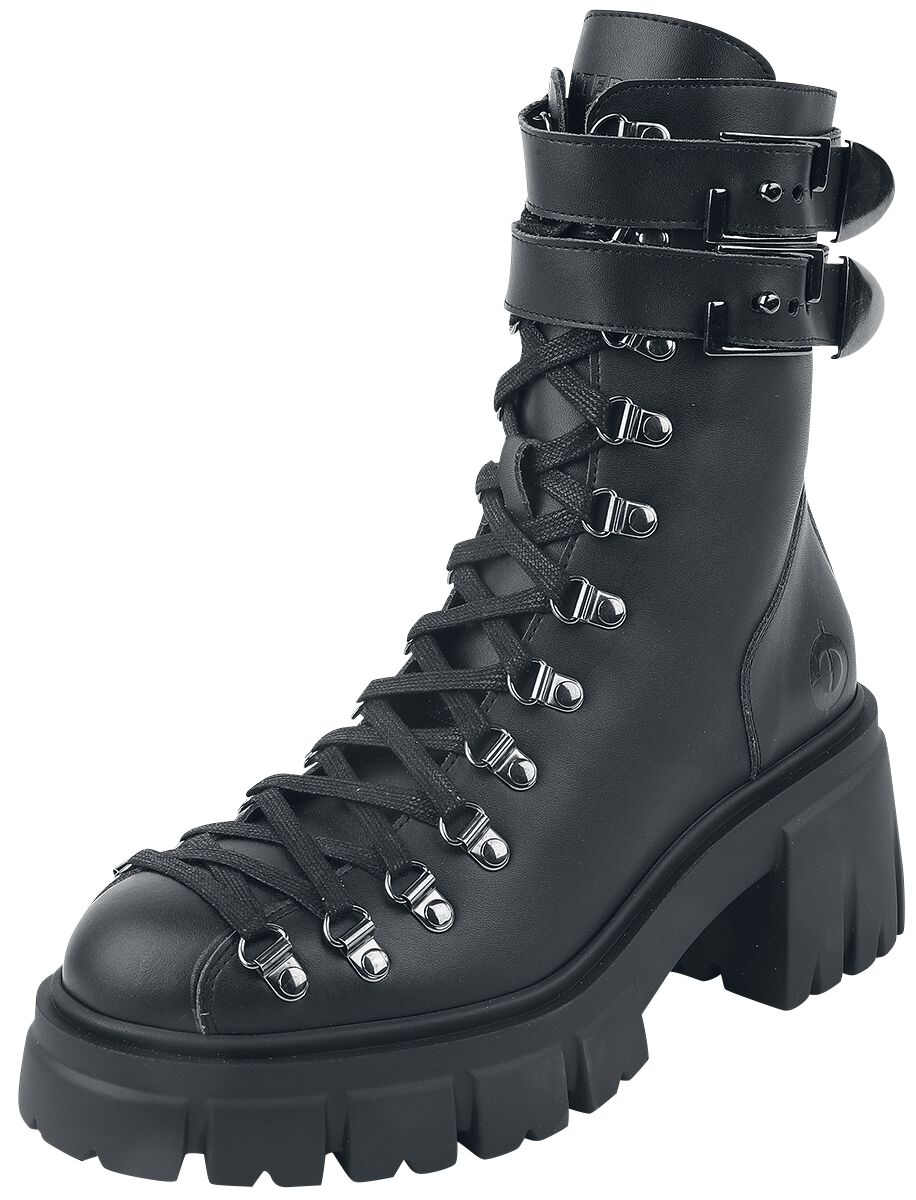 Image of Altercore Chloe II Vegan Boots schwarz