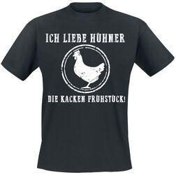 Ich liebe Hühner