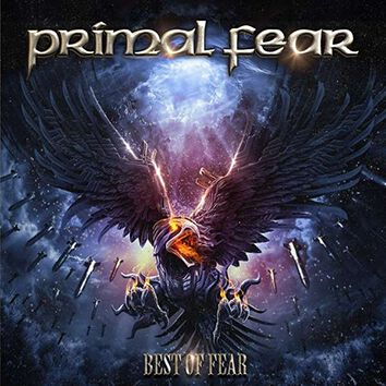 Image of Primal Fear Best of Fear 2-CD Standard