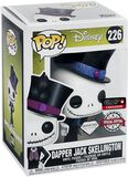 Dapper Jack Skellington (Glitter Diamond Edition) Vinyl Figure 226