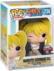 Shippuden - Naruto Uzimaki (Sexy Jutsu) Vinyl Figur 726