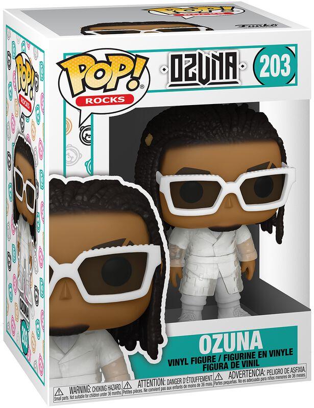 Ozuna Rocks Vinyl Figur 203