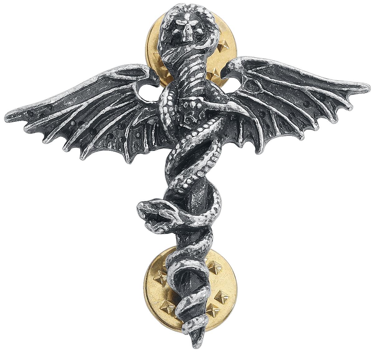 Mötley Crüe - Dr. Feelgood - Pin - silberfarben