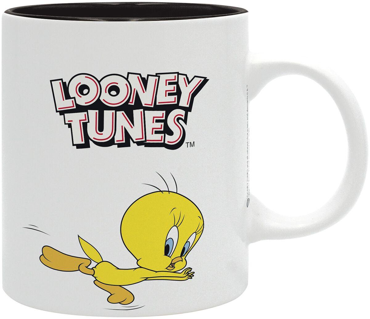 Looney Tunes Tweety Silvester Tasse multicolor ABYMUG890