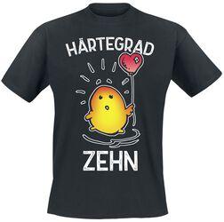 Härtegrad Zehn