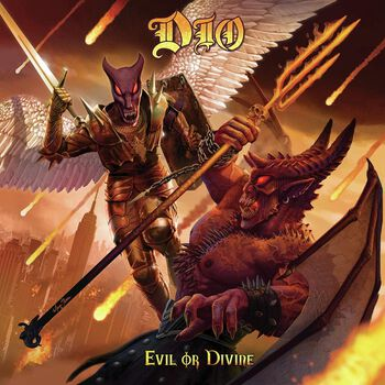 Evil or divine (Live in New York City) - Lenticular Edition