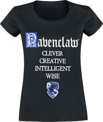 Ravenclaw - Clever Creative Intelligent Wise