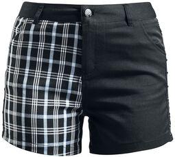 Shadow Check Shorts