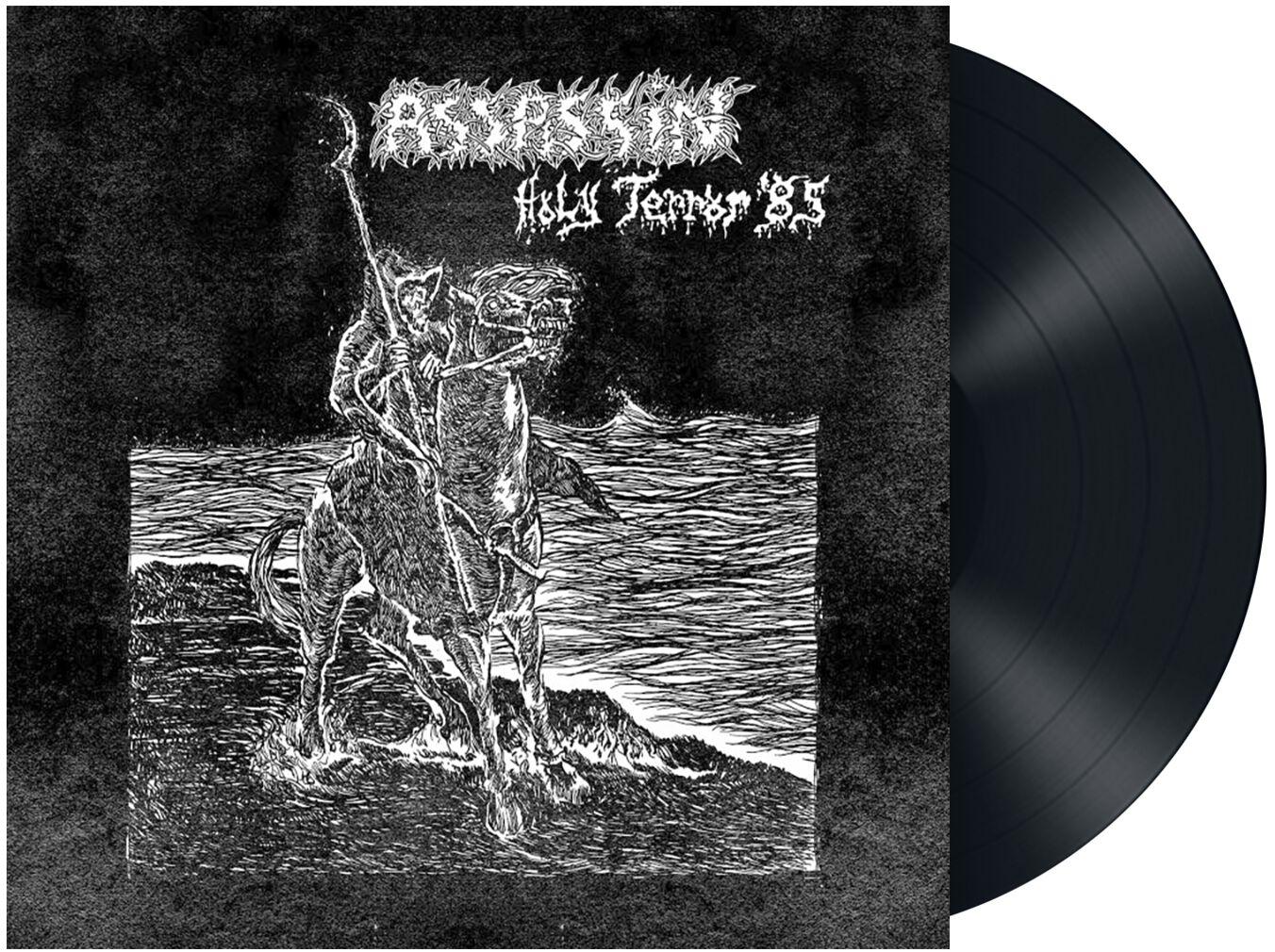 Image of Assassin Holy terror LP Standard