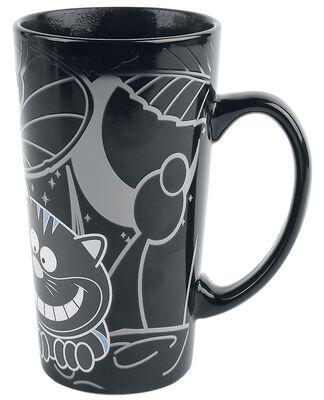 Cheshire Cat - Heat Change Mug
