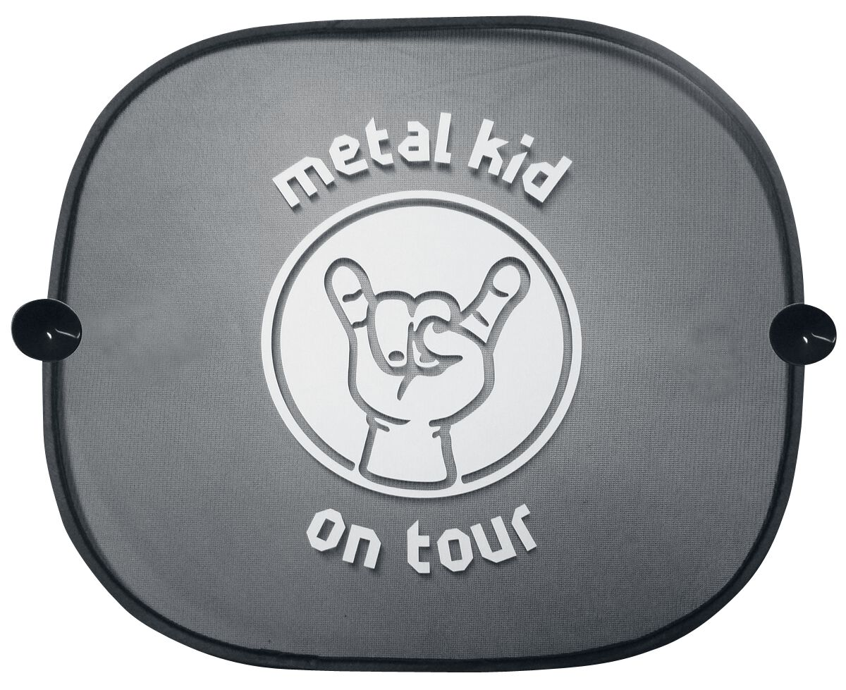 Image of Metal-Kids Auto-Deko schwarz
