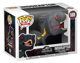 Jurassic World - Indoraptor Vinyl Figur 588