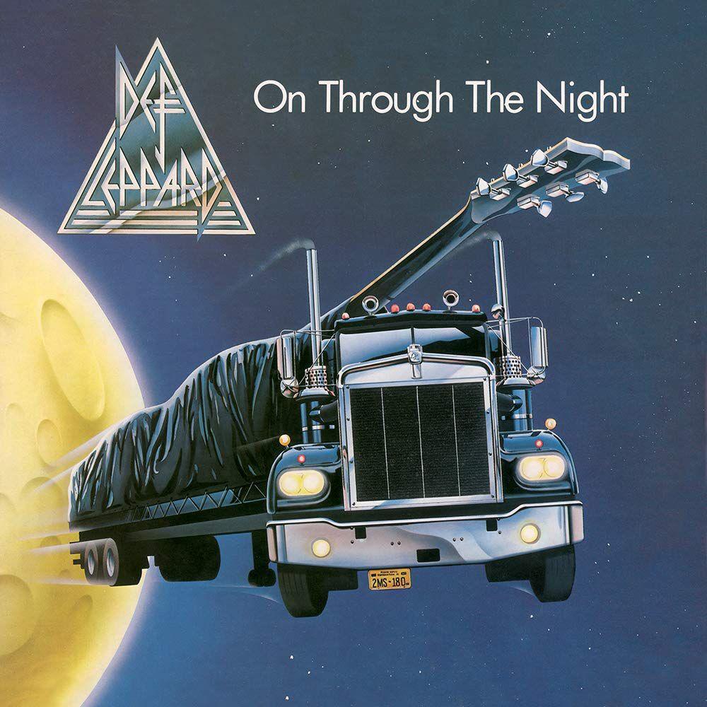 Def Leppard  On through the night  CD  Standard