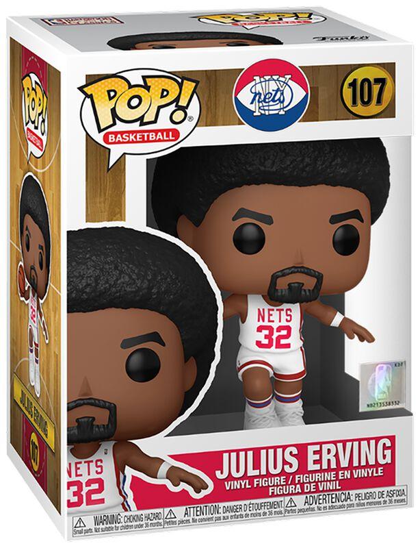 Brooklyn Nets - Julius Erving (Home Jersey) Vinyl Figur 107