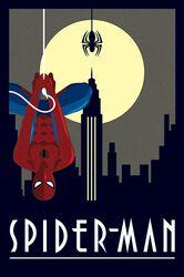 Marvel Deco - Spider-Man