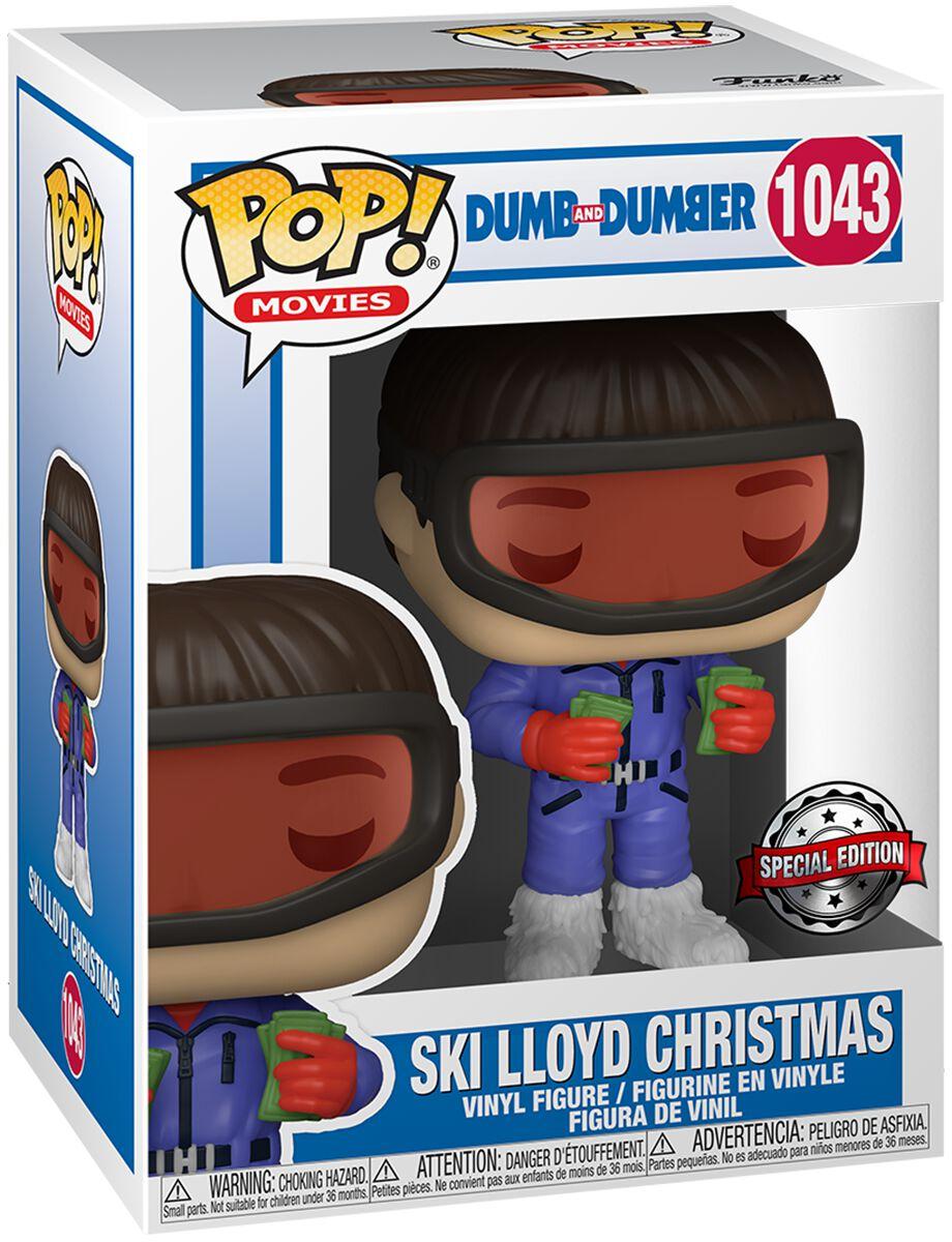 Dumm und Dümmer  Ski Lloyd Christmas Vinyl Figur 1043  Sammelfigur  Standard