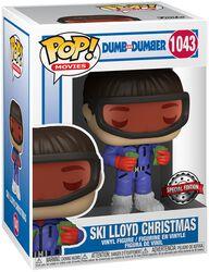 Ski Lloyd Christmas Vinyl Figur 1043