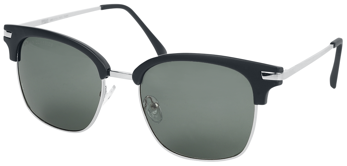 Urban Classics - Crete - Sonnenbrille - schwarz