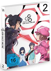 Sword Art Online Alternative: Gun Gale Online DVD 2