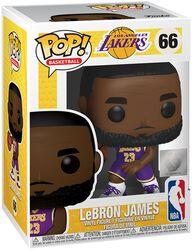 Los Angeles Lakers - Lebron James Vinyl Figur 66