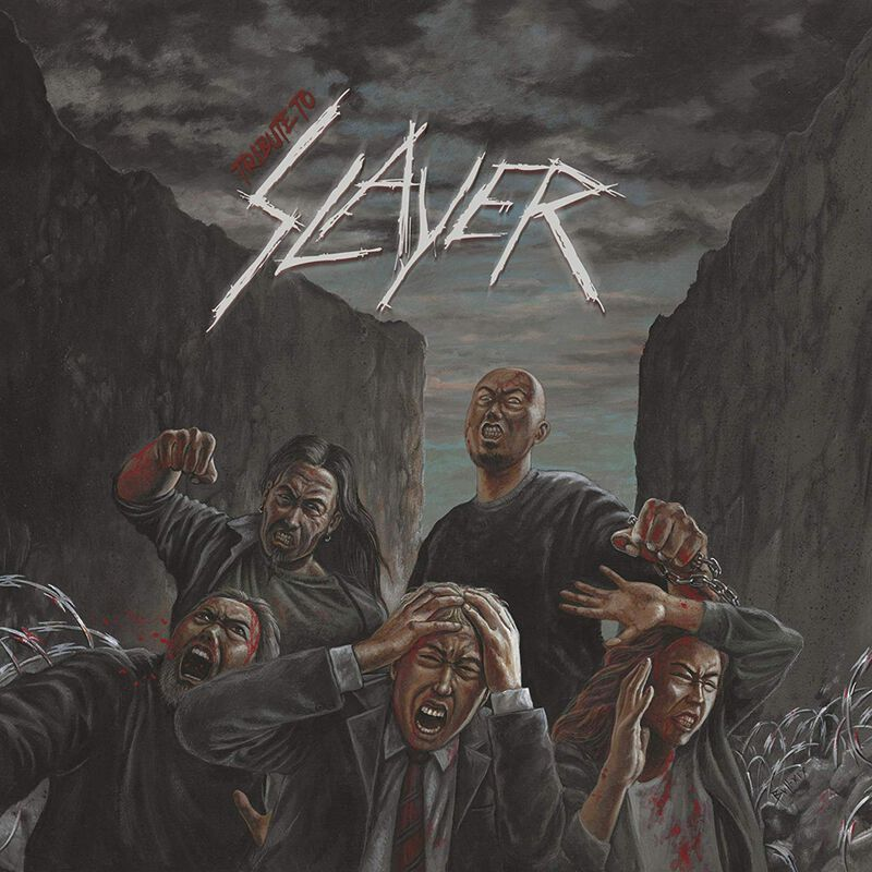 Raining blood - Tribute to Slayer