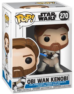 Clone Wars - Obi Wan Kenobi Vinyl Figure 270