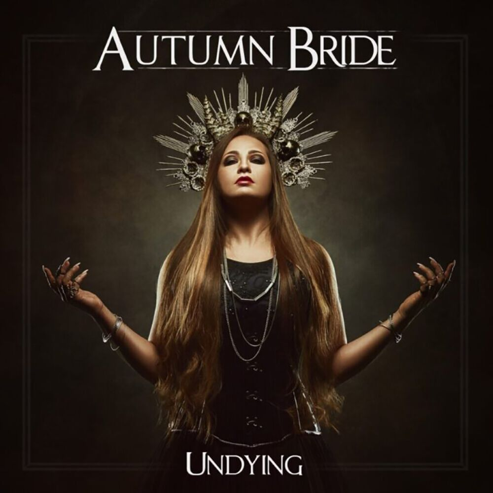 Image of Autumn Bride Undying CD Standard