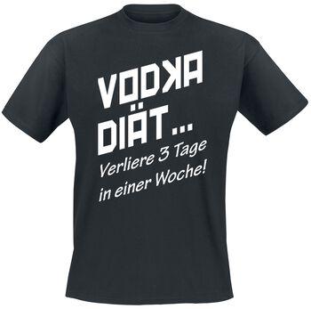 Vodka Diät ... Verliere 3 Tage in einer Woche!