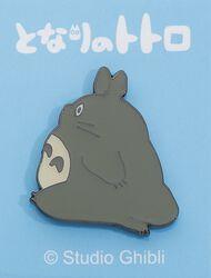 Totoro rennt